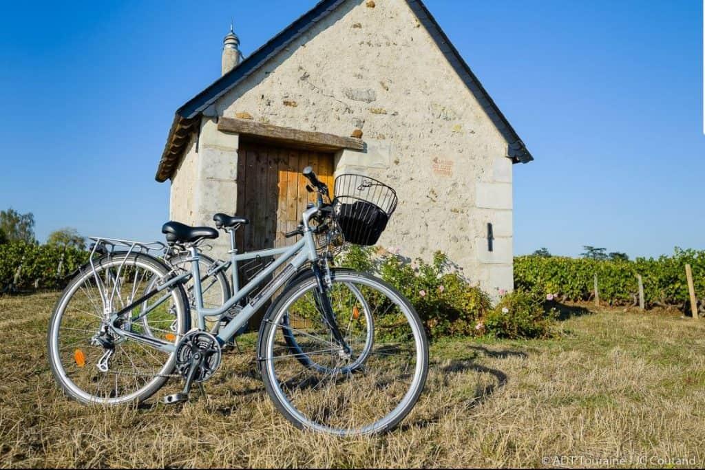 Détours de Loire Tours Location vélo