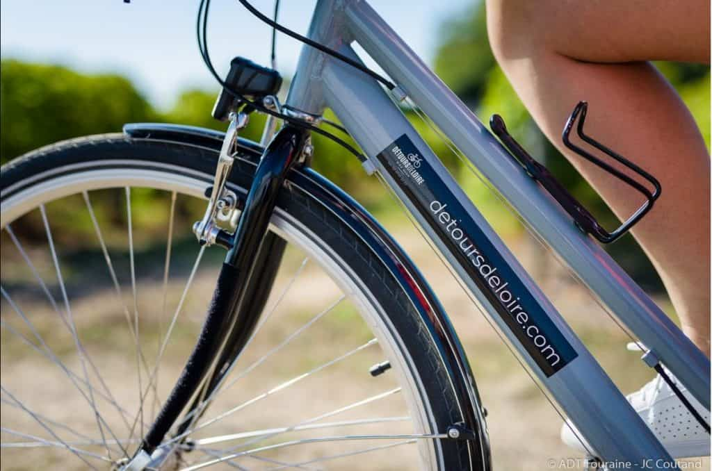 Détours de Loire Tours Location vélo électrique
