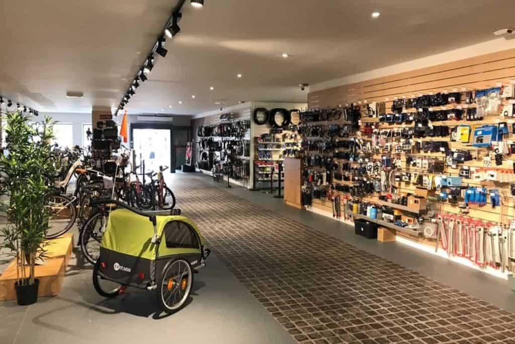 Détours de Loire Tours Magasin vélos